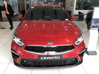 [Hà Nội] Kia Cerato All New 2021 ưu đãi 25tr tiền mặt, tặng bảo hiểm vật chất 1 năm, trả góp chỉ từ 95tr, sẵn giao ngay
