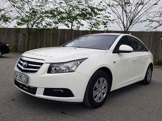 Xe Daewoo Lacetti đời 2009, màu trắng, nhập khẩu
