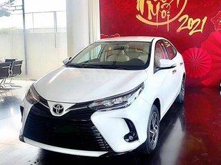 Toyota Vios tặng bảo hiểm thân vỏ - góp chỉ từ 5.2tr tháng - xe có sẵn giao ngay