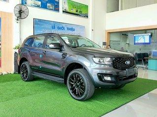 Cần bán Ford Everest bản Sport 2021, mới ra mắt, giá giảm kịch sàn, xe mới 100%