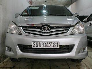 Giá bán nhanh 325 tr, Toyota Innova 2010, màu bạc