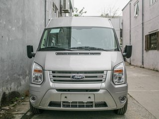 Ford Bắc Giang bán ô tô Ford Transit năm 2021, màu bạc, giá 725tr