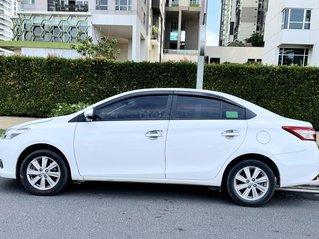 Bán Toyota Vios đời 2017 xe gia đình, 380tr