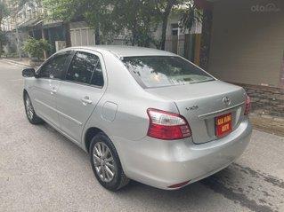 Gia Hưng Auto bán xe Toyota Vios 1.5E màu bạc sx 2015