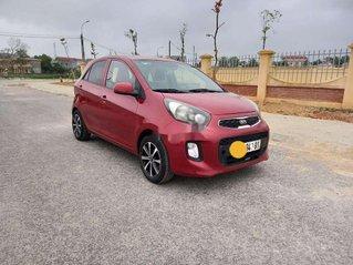 Bán Kia Morning sản xuất 2016, màu đỏ, xe chính chủ