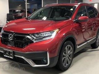 Siêu khuyến mại Honda CRV 2021 giảm 100 triệu tiền mặt, phụ kiện, LH Hồng Nhung