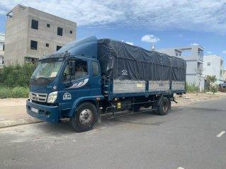 Bán xe Thaco Ollin 800A thùng mui bạt xe sơn zin máy cầu số zin lốp đẹp