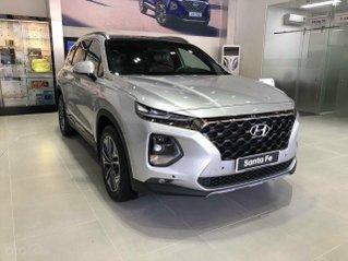 Hyundai Santa Fe 2021 giá hấp dẫn + phụ kiện đầy đủ + tặng tiền mặt lên đến 73 triệu