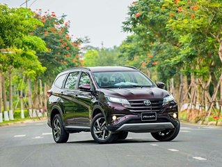Toyota Rush 2021 đủ màu giao ngay tại Hà Nội