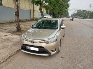 Bán Toyota Vios E sản xuất năm 2015