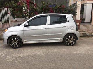 Cần bán Kia Morning sản xuất 2012, màu bạc còn mới