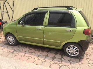 Xe Daewoo Matiz đời 2005, màu xanh lục chính chủ