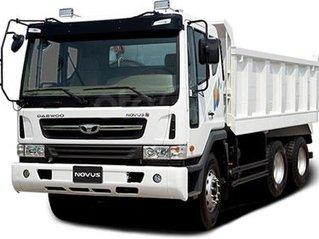 Xe Ben Daewoo 3 chân nhập khẩu giá tốt