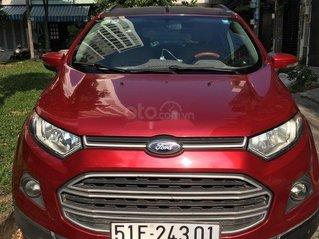 Chính chủ bán ô tô Ford EcoSport đời 2015, màu đỏ, 359 triệu