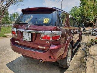 Chính chủ cần bán Toyota Fortuner sản xuất 2011, màu đỏ chính chủ, 447tr