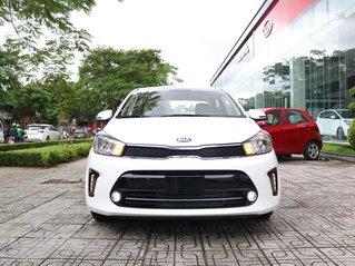 Kia Gò Vấp bán Kia Soluto MT Deluxe, số sàn bản full option, hỗ trợ trả góp đến 80%