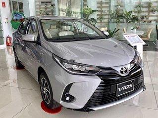 Cần bán xe Toyota Vios 2021, màu bạc