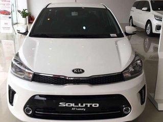 Cần bán Kia Soluto đời 2021, màu trắng, giá 369tr