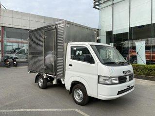 Bán Suzuki Carry Pro sx 2021 giảm 29tr tiền mặt, đủ mẫu mã thùng đa dạng giá chỉ từ 280tr