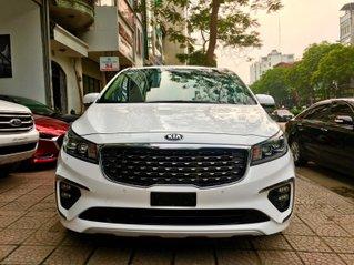 Bán ô tô Kia Sedona đăng ký lần đầu 2020, màu trắng ít sử dụng giá chỉ 1 tỷ 120 triệu đồng