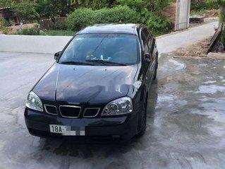 Bán xe Daewoo Lacetti đời 2004, màu đen, xe chính chủ