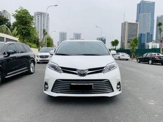 Bán Toyota Sienna Limited Platinum 3.5 nhập Mỹ sản xuất 2018 siêu mới