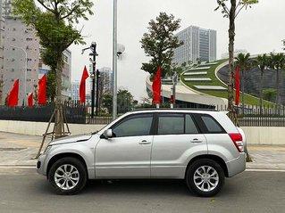 Bán Suzuki Grand vitara sản xuất năm 2013, màu bạc, nhập khẩu