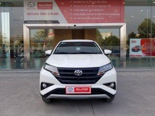 Cần thanh lý xe công ty Toyota Rush 1.5AT 2018 màu trắng 79.700km - Xe cũ chính hãng Toyota Sure