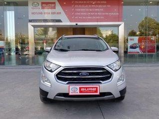 Cần bán xe Ford EcoSport 1.5AT Titanium 2018 màu bạc gia đình 96.500km - Xe cũ chính hãng Toyota Sure