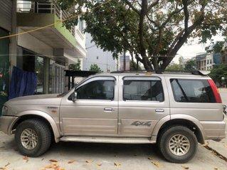 Cần bán Ford Everest đời 2006, nhập khẩu, màu ghi vàng