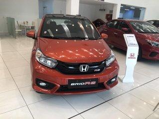 Siêu khuyến mại Honda Brio 2021 - giá tốt nhất Hà Nội - giảm tiền mặt, tặng bảo hiểm thân vỏ, phụ kiện - giao xe ngay