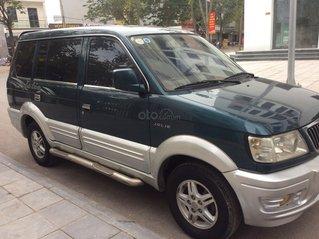 Cần bán gấp Mitsubishi Jolie năm 2003, số sàn, nhập khẩu nguyên chiếc còn mới