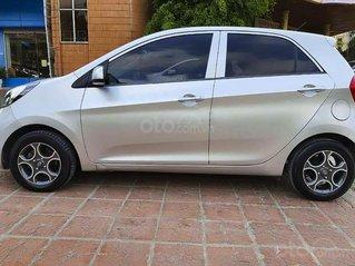 Cần bán Kia Morning năm 2011, màu bạc, nhập khẩu nguyên chiếc còn mới, 185tr