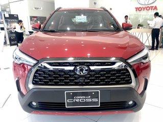 Toyota Cross 2021 nhập khẩu, đủ màu, giao ngay, 265tr có xe