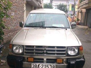Cần bán gấp Mitsubishi Pajero sản xuất năm 1996, nhập khẩu nguyên chiếc