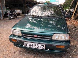 Cần bán gấp Kia CD5 năm 2002, màu xanh lục, giá 128tr