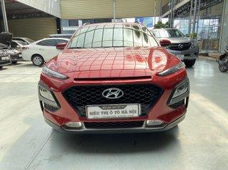 Bán xe Hyundai Kona năm 2019, màu đỏ, xe đẹp như mới, trả góp chỉ 211 triệu