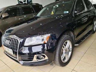 Cần bán xe Audi Q5 năm sản xuất 2013, màu đen, xe nhập còn mới
