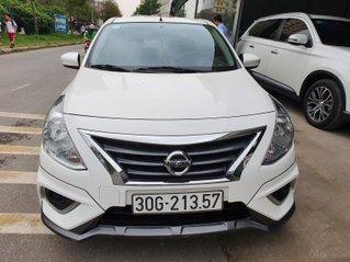 Nissan Sunny XTQ Premium sx 2019 màu trắng chạy  18.000 km