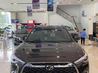 Bán xe Toyota Corolla Cross 2021, màu nâu, nhập khẩu