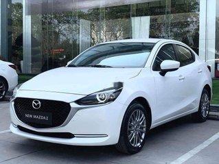 Bán xe Mazda 2 năm sản xuất 2021, màu trắng, nhập khẩu, 479tr