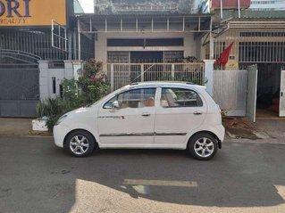 Cần bán Chevrolet Spark năm sản xuất 2009, màu trắng