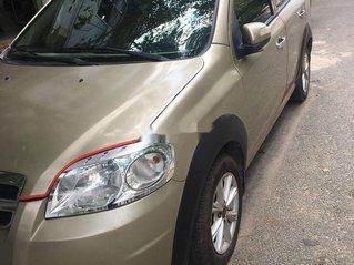 Bán Daewoo Gentra đời 2007, màu vàng, nhập khẩu