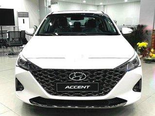 Bán Hyundai Accent sản xuất 2021, màu trắng