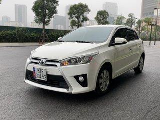 Bán xe Toyota Yaris 1.3G sản xuất năm 2015, nhập khẩu nguyên chiếc