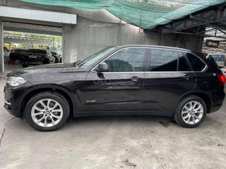 Bán BMW X5 đời 2015, màu đen, nhập khẩu nguyên chiếc