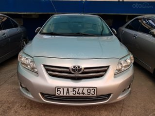 Xe Toyota Corolla Altis năm sản xuất 2008