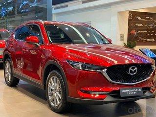 [Mazda Bình Triệu] new Mazda CX5 giảm 10tr + tặng phụ kiện đủ màu và phiên bản giao xe