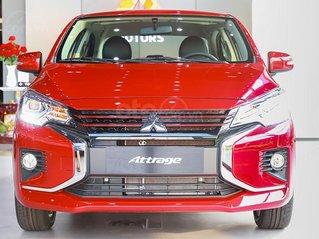 Mitsubishi Kim liên Hà Nội, giao ngay Attrage 2021