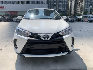 Toyota Vios 2021 mừng ngày lễ 30-04, tặng bảo hiểm thân xe, nhiều ưu đãi lớn